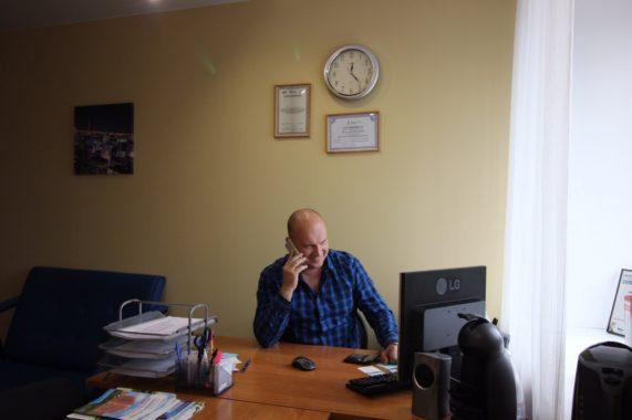 Андрей – г.Томск управляющий весь в работе. 2020г